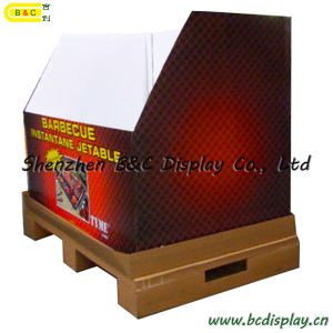 Paper Pallet Display Box (B&C-C022) pictures & photos