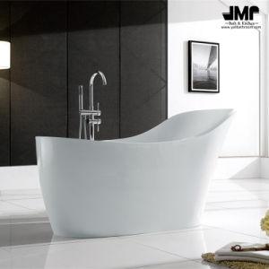 """66.9""""New Design Freestanding White Bath Tub Acrylic SPA Soaking Bathtub (2182) pictures & photos"""