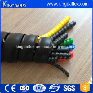 Flexible Plastic Hydraulic Protector/Hose Guard pictures & photos