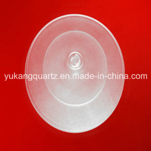 Fused Quartz Glass Tension Disc/Plate pictures & photos