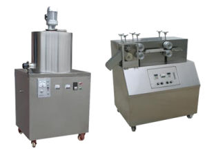 World Popular 2017 Hot Sale Core Filling Inflating Chocolate Snack Food Making Machines pictures & photos