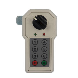 Electronic Combination Cam Lock with Master Key Override/Battery Powered Code Lock (MB0601K) pictures & photos