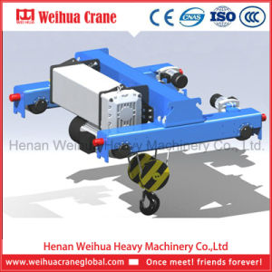 Weihua 1ton 2 Ton 3 Ton Lifting Monorail Hoist Crane pictures & photos