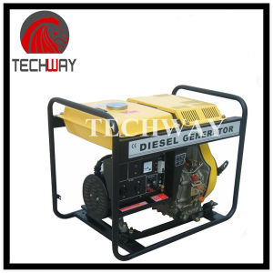 2.8kw Diesel Generator Copper Wire (TWDG3500E) pictures & photos