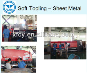 Soft-Tooling Steel Metal (Suzhou Pioneer-Vehicle) pictures & photos