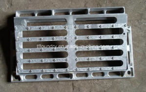 Double Triangular Gully Grating and Monoblock Frame Class D400 pictures & photos