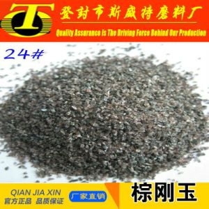 Grinding Wheel Used F16 Brown Fused Alumina pictures & photos