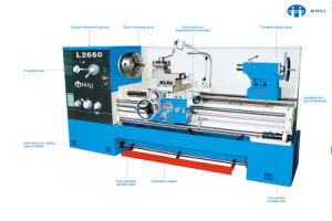"L26"" Precision Lathe Machine pictures & photos"