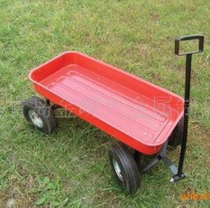 Steel Garden Wagon pictures & photos