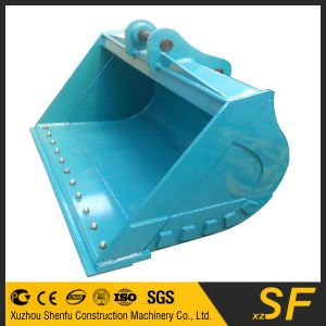 12-13t 1700mm Width Mud Bucket for Excavator Spare Parts pictures & photos