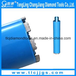 Diamond Core Drill Bits for Drilling Concrete Stones or Ceramics pictures & photos