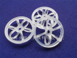 Mini Plastic Teller Rosette Ring for Chemical Cooling Tower