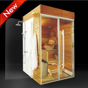 Hemlock Wooden 6kw Sauna Stove Steam Traditional Sauna (SR1K003) pictures & photos