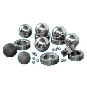 High Quality Corrosion-Resistant Tungsten Carbide Ball for Valve Seats pictures & photos