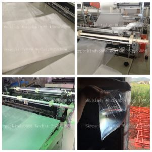 Gfq-600 T-Shirt Rubbish Bag Making Machine pictures & photos