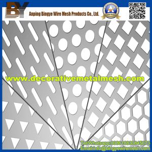 Perforated Metal Used in Decorative Mesh pictures & photos