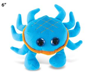 Crab Stuffed Toy, Plush Stuffed Animal Toy Crab