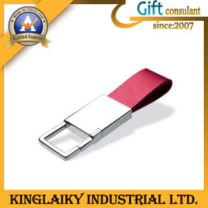 High Quality Leather Keyholder for Promotional Gift (KKR-031) pictures & photos