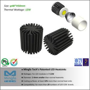 Etraled-4850 Passive LED Heatsink for LED Cobs