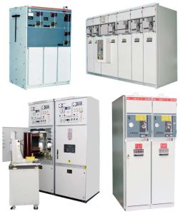 Switchgear, Hv/LV Switchgear, Transformer Substation, Electrical Components, Gas Insulated Switchgear