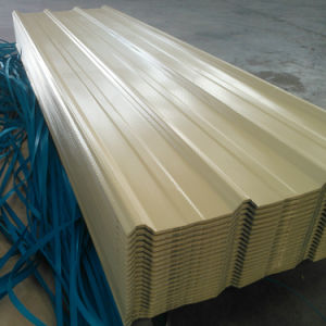 Sgch Prepainted Galvanized Corrugated Steel Roof Sheets pictures & photos