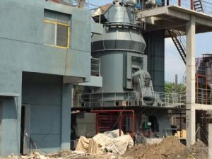 Super Fine Slag Vertical Roller Mill Grinding Plant pictures & photos