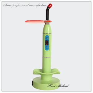 New Type Curing Light Portable Light Weight Dental LED Curing Light pictures & photos