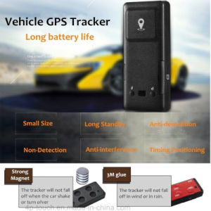 Hot Selling GSM Car GPS Tracker with Phone APP and 2500mAh Battery T28 pictures & photos