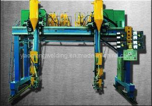 TIG MIG Mag Arc CO2 Welding/Gantry H Beam H Profile Welder pictures & photos