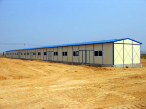 Prefabricated House for Farmer Using pictures & photos
