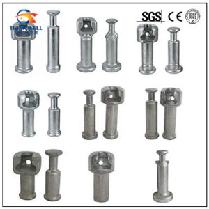 Electric Power Fitting Forged Composite Insulator End Fitting pictures & photos