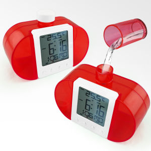 Carbon Zero Green Water Powered Alarm Clock pictures & photos