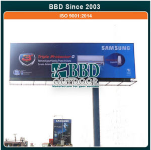 China Double Face City Advertising Outdoor Billboard Manufacturer