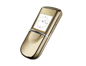 Hot Selling Mobile Phone Cellphone Gold 8800 Sirocco pictures & photos