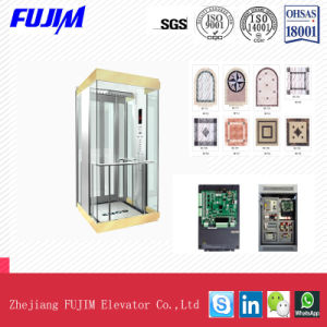 Square Shaped Sightseeing Elevator with Competitive Price pictures & photos
