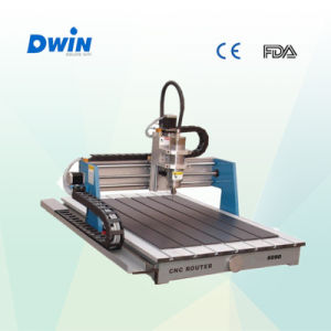 Portable Woodworking CNC Router 6090 for Advertisement pictures & photos