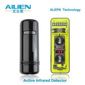 Two Beam IR Detector