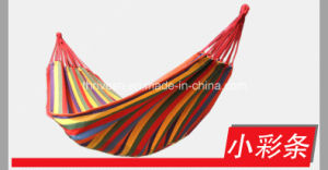 Outdoor Leisure Cotton Hammocks Camping Sleeping Hammock pictures & photos