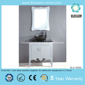 Good Kitchen Furniture Bathroom Cabinet Vanity (BLS-16029) pictures & photos