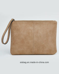 Designer Snake PU Clucth Bag Leather Evening Bag pictures & photos