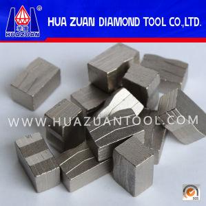 Diamond Segment for Sandstone with More Precision Diamond Powder pictures & photos