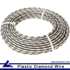 Plastic Wire Saw for Block Dressing (GDW-KT110-P) pictures & photos