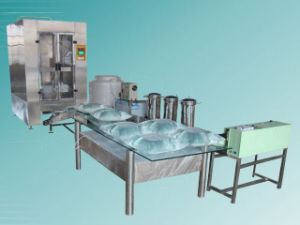 Factory Price Automatic Bag Water Filing Machine
