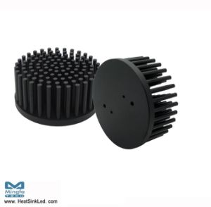 Cold Forged LED Heat Sink for Spotligh and Downlight with RoHS