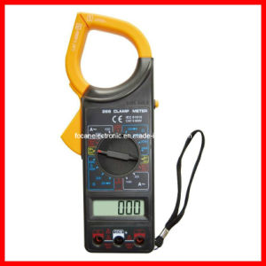 Multimeter Analog Meter, Digital Meter, Panel Meter, Dm6266 Digital Clamp Meter pictures & photos