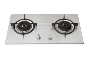 Gas Stove with 2 Burners (QW-07) pictures & photos