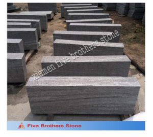 Grey Landscaping Granite Paving Kerbstone for Road