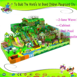 Amusement Park Plastic Indoor Playground Kids Soft Playground pictures & photos