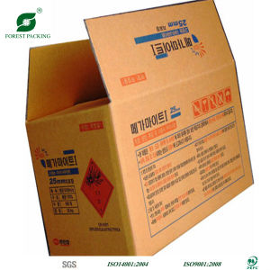 Durable Corrugated Shipping Paper Packaging Box pictures & photos