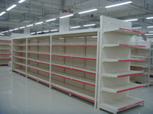 Heavy Duty Supermarket Gondola Shelf (JT-A08) pictures & photos
